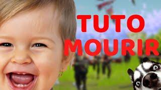 COMMENT BIEN MOURIR SUR FORTNITE BR !!!