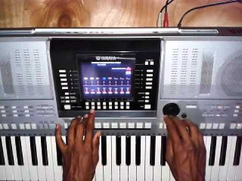 How to create Yamaha PSR keyboard styles