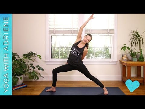 Compassion Yoga - Core Strength Vinyasa - Yoga With Adriene