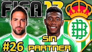 FIFA 17 Real Betis Modo Carrera #26   ME LA JUEGO CONTRA BAYERN MUNICH Y JUVENTUS   SIN PARTNER