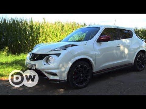 Sporty: Nissan Juke Nismo RS | DW English