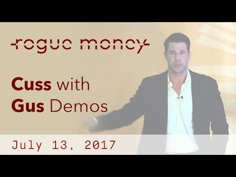 "Cuss with Gus - with Gus Demos & ""V"" (07/13/2017)"