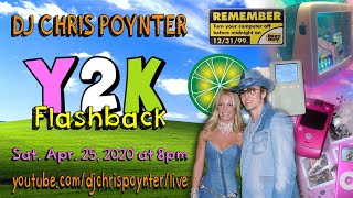 Y2K Flashback Live DJ Mix