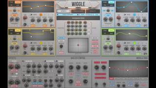 WIGGLE 1.1.1 Update Demo - Parallel & Serial Filter, 37 New Presets