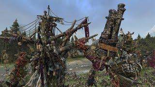 [19] BATTLE OF CANNONS & SWORDS - Total War: WARHAMMER II (Luthor Harkon) Vampire Coast DLC