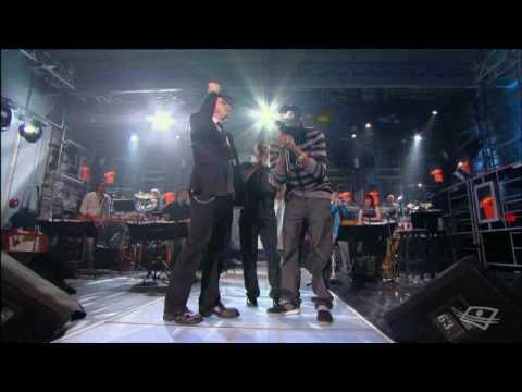 Bad News Brown & Paul Cargnello Harmonica jam [HD 720p]