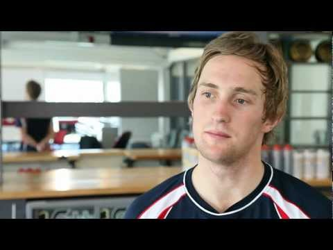ECB Under 19 England Cricket Team | T.M.Lewin Suit Fitting 2012