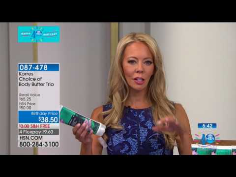 HSN | KORRES Beauty Celebration 07.28.2017 - 05 AM