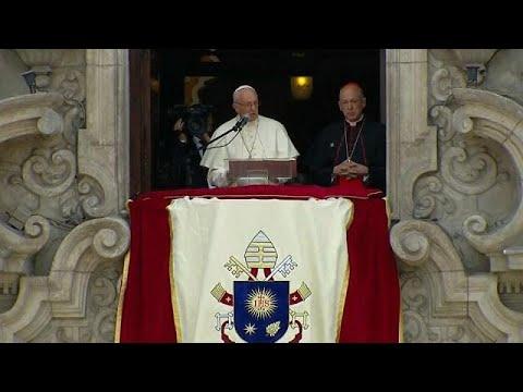 euronews (in Italiano): Ultimo giorno del Papa in Peru'. Forte messaggio conto il
