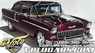 1955 Chevrolet 210 for sale at Volo Auto Museum (V18827)
