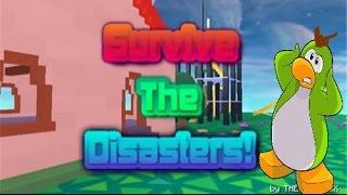 Survivre aux catastrophes! 97 Roblox Carte - Roblox Mapa s Tuonkem Greenem (CZE) GamePlay