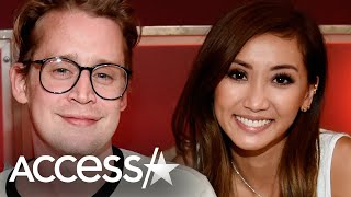 Macaulay Culkin & Brenda Song Welcome Baby Boy