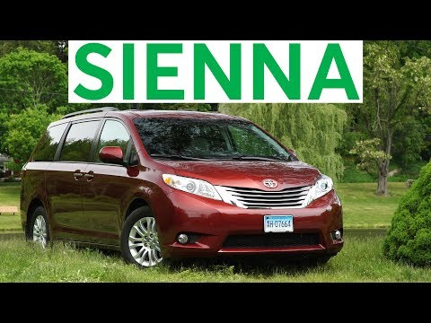 4K Review: 2017 Toyota Sienna Quick Drive | Consumer Reports