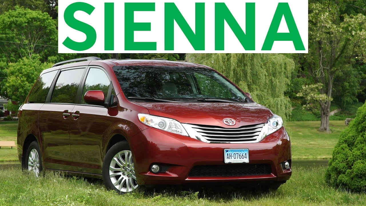 4k Review 2017 Toyota Sienna Quick Drive Consumer Reports