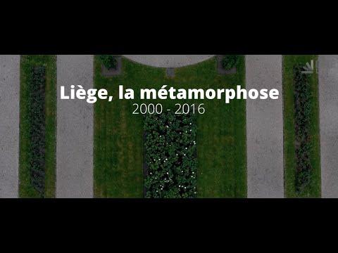 #KeyNote #GRE - Liège, la métamorphose !