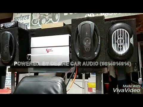 Tractor sound system  fully heavy batala(9814914914)