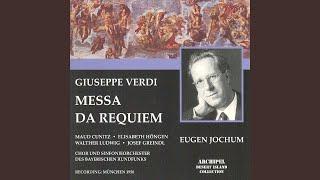 Messa da requiem : Requiem - Requiem aeternam