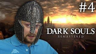 ЗАПИСЬ СТРИМА ► Dark Souls Remastered #4