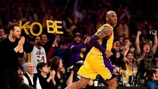 Kobe Bryant - Best Plays of 2015/2016 Season ᴴᴰ