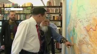 Глава Якутии встретился с известным китаеведом и мыслителем Б.Виногородским