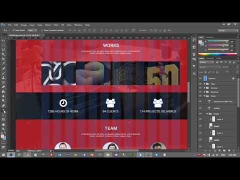 Yeni Başlayanlar İçin Web Sitesi Tasarımı - Photoshop, HTML5, CSS3, Bootstrap - Ders 15