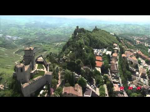 San Marino Historic Centre and Mount Titano (UNESCO/NHK)