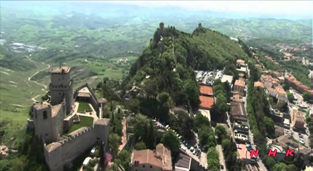 San marino historic centre and mount titano unesco nhk youtube - Mobilifici san marino ...