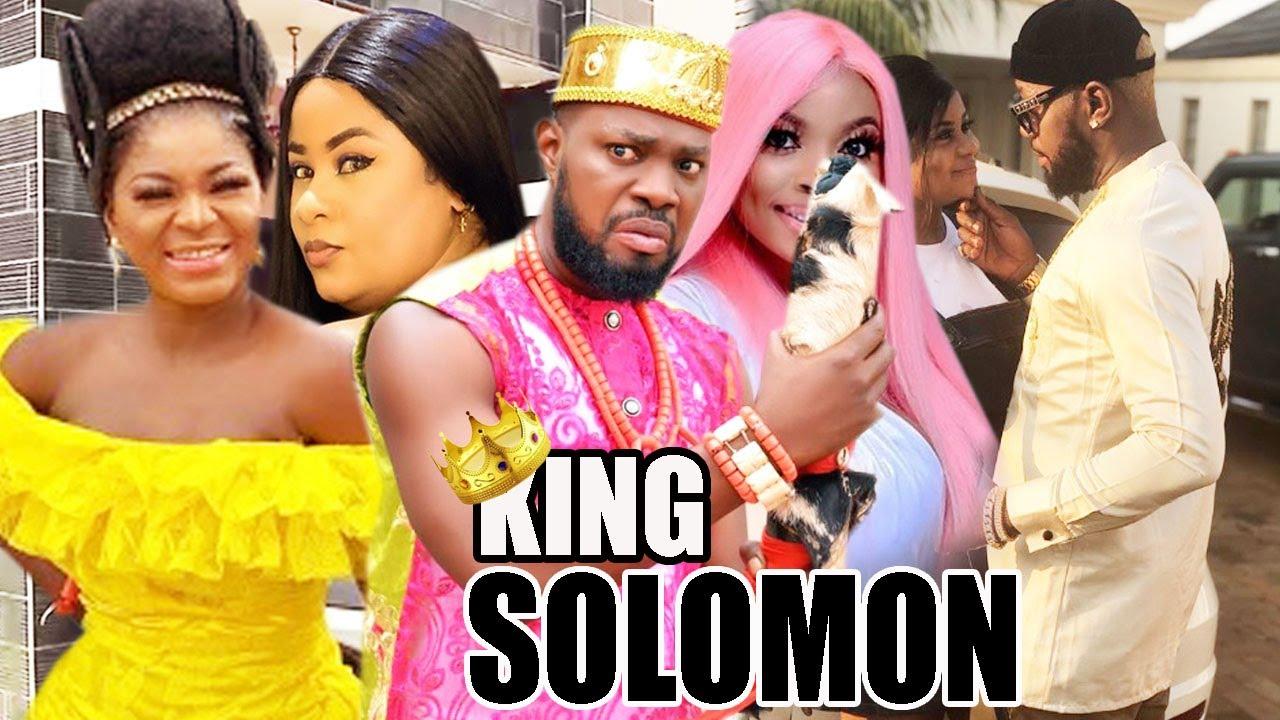 Download King Solomon Season 1- (New Movie) 2020 Latest Nigerian Movie.