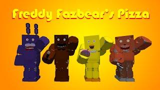 - Fazbear And Friends Minecraft Edition