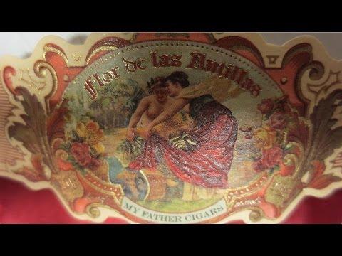 Flor de las Antillas My Father Cigars Cigar Reviews Ep25 Pt1