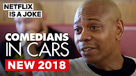 Comedians in Cars Getting Coffee: New 2018: Freshly Brewed | Official Trailer [HD] | Netflix - Продолжительность: 2 минуты 48 секунд
