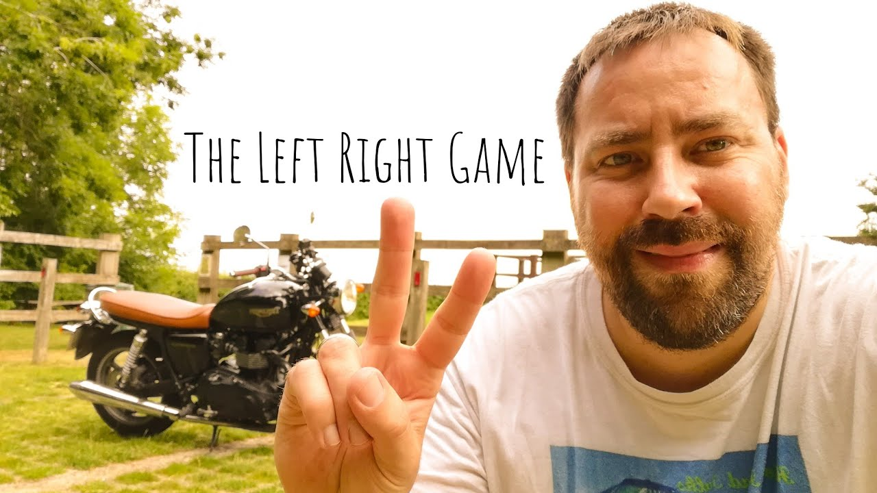 🆕Motorcycle Left Right Game Lets Play & A Fun Honest Video