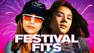 How To Really Do Festival Fashion! ~ NAYVA Ep #26 ~ FASHION & BEAUTY