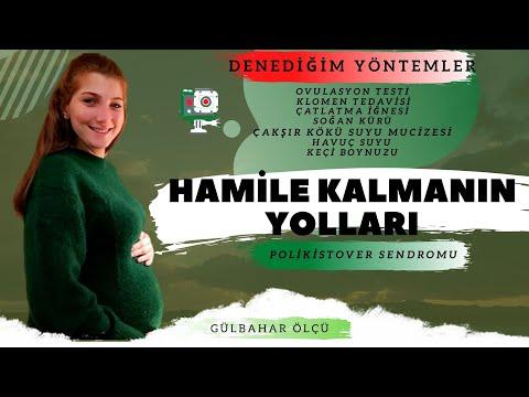 HAMİLE KALMANIN YOLLARI - DENEDİĞİM YÖNTEMLER - GÜLBAHAR ÖLÇÜ #Hamile #Kalmanın #Yolları #Gebelik