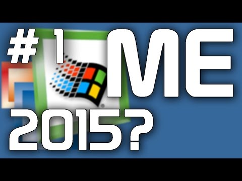 Windows ME in 2015? - KernelEx and Opera