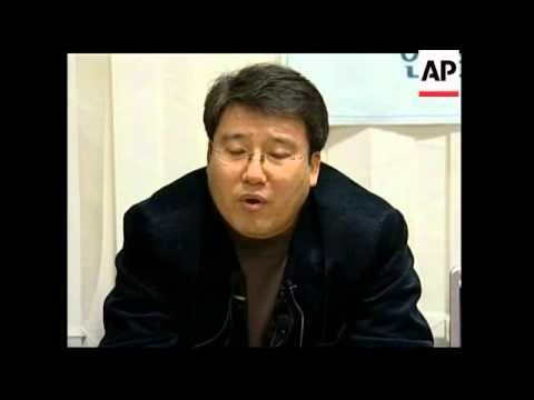 Video purporting to show dissidents in North Korea