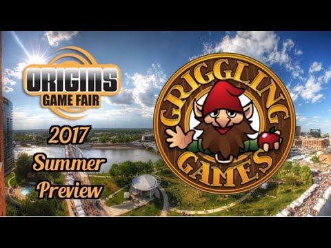 Summer Preview: Griggling Games (Destination Neptune & SHAEF)