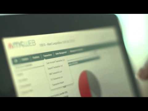 AMS-WEB© Multi platform app. for investment banking