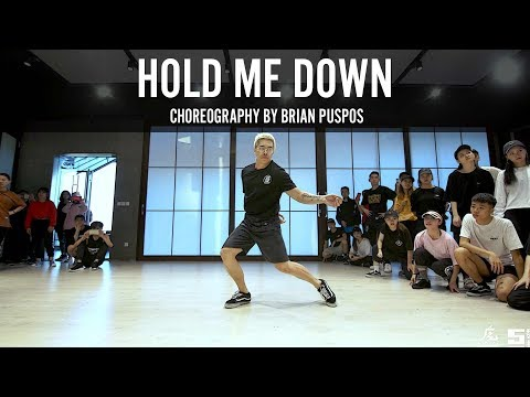 "Daniel Caesar ""Hold Me Down"" Choreography by Brian Puspos"
