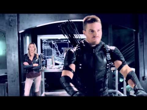 Arrow/Supergirl Music Video