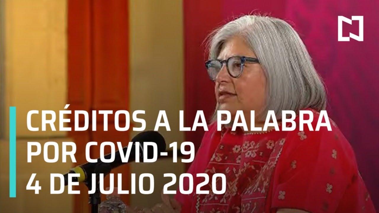 Conferencia Créditos a la Palabra para Reactivar la Economía - 4 de Julio 2020