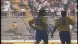 ECUADOR - COMPILACION DE PARTIDOS ELIMINATORIAS FRANCIA '98