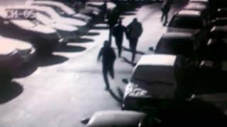 Драка на парковке в Чебоксарах