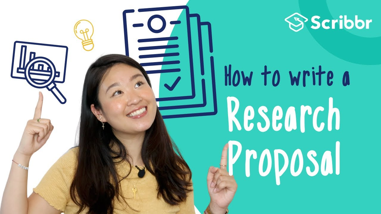 How to Write a Research Proposal  Guide and Template