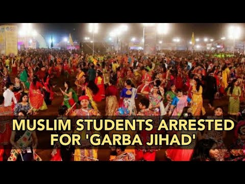 Download Muslim Students 'Caught' By Right-Wing Activists For Promoting 'Love Jihad' at Garba Event in Indore