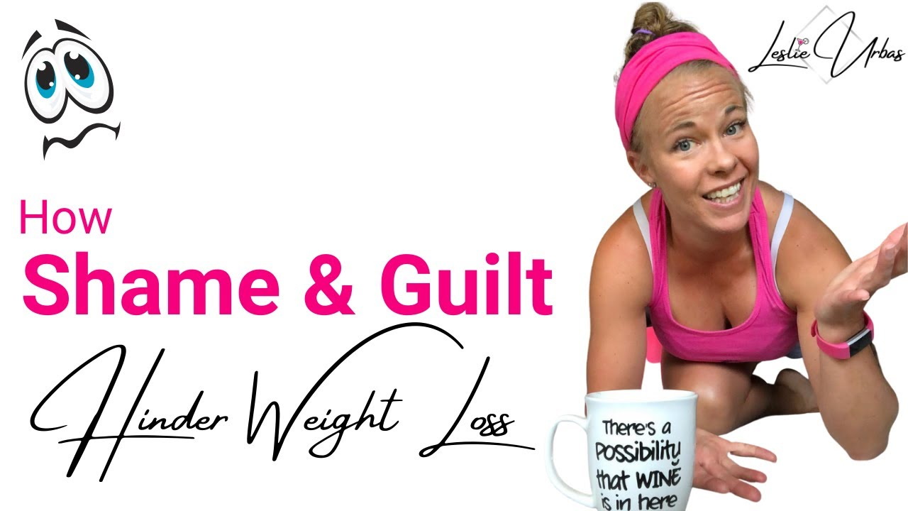 Why Shame & Guilt Cause Weight Gain