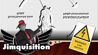 The Deadly Spiral Of Live Services (The Jimquisition) thumbnail
