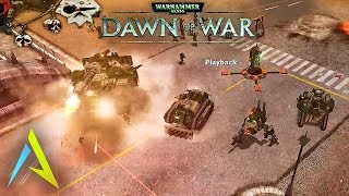 Dawn of War - Soulstorm | FULL Tier 4 Epic BATTLE [3v3]
