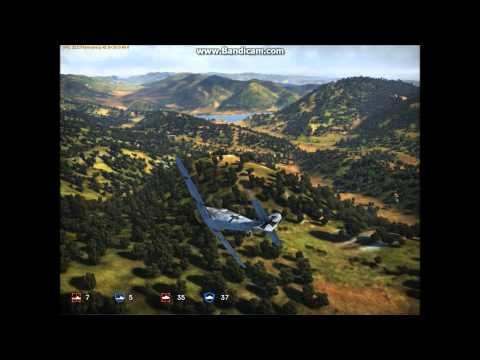 War Thunder HB: Awesome P51 Kill In the Bf 109 G10