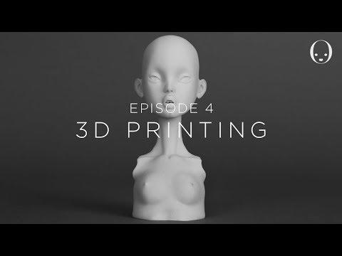 Modoll: 3D Printing - Curtis Schmitt